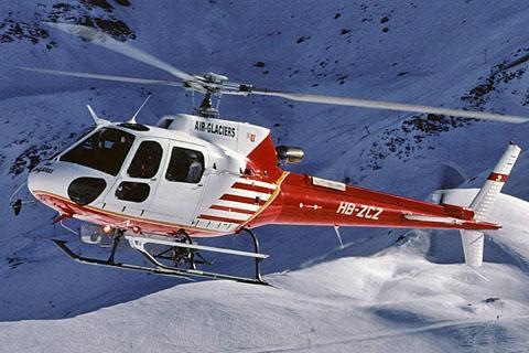 HB-ZCZ AS350B3 by swissheli.com