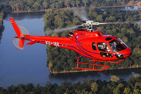 Eurocopter AS350 cureuil - Wikipedia